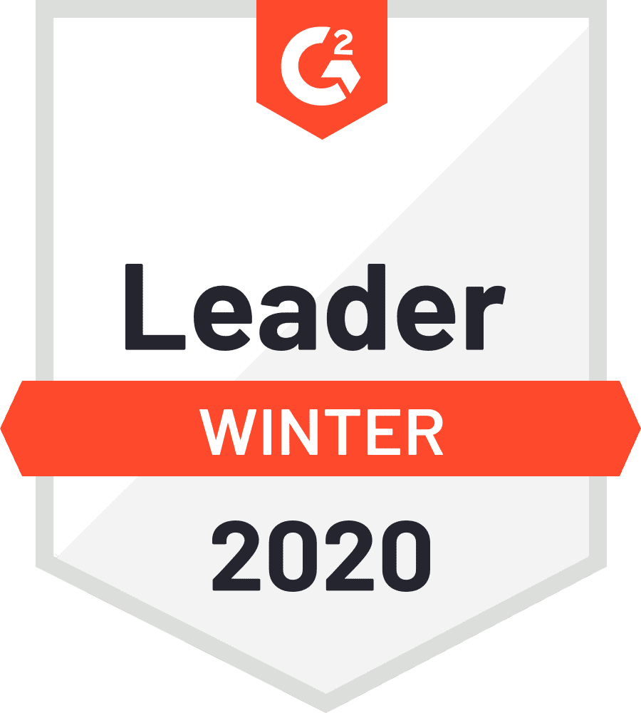 zoho sprints leader winter 2020