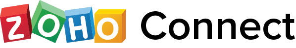 zoho connect logo